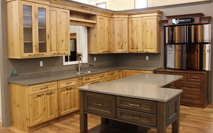 Counter Tops & Cabinets - Marvin Home Center