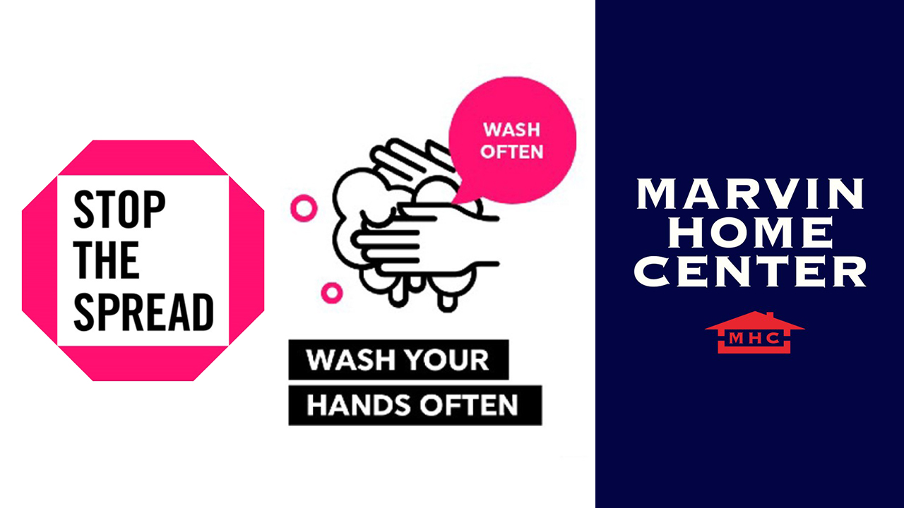 Stop The Spread - Wash Your Hands Often